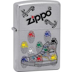 20306 Zippo Sneaker