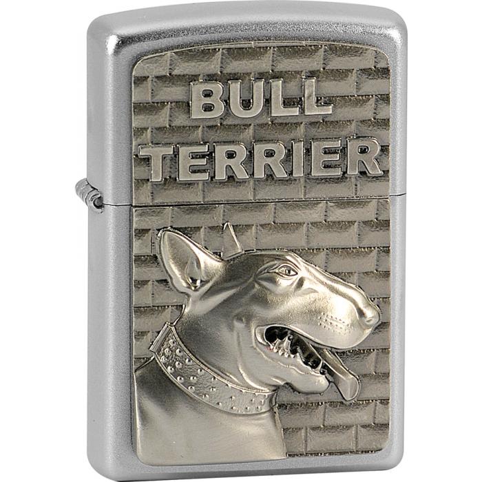 20348 Bull Terrier Emblem