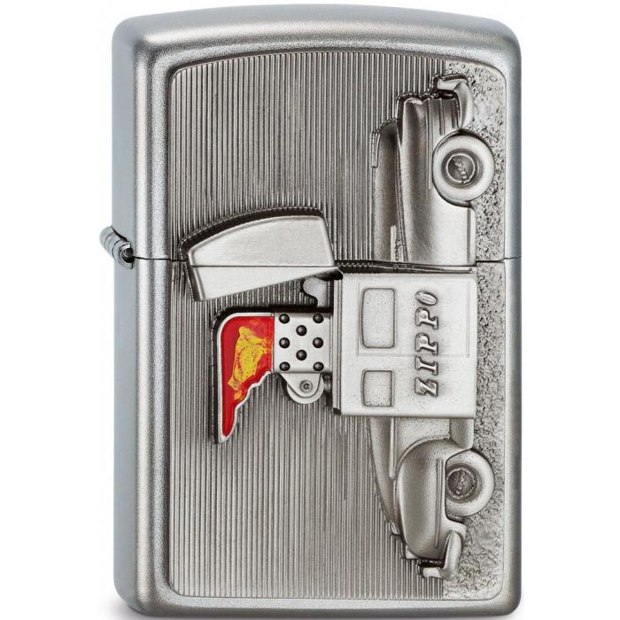20352 Zippo Car Emblem