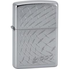 20355 Zippo Diamond Plates