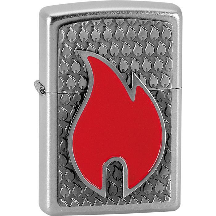20374 Zippo Flame