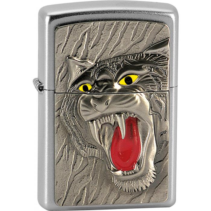 20377 Tiger Head Emblem
