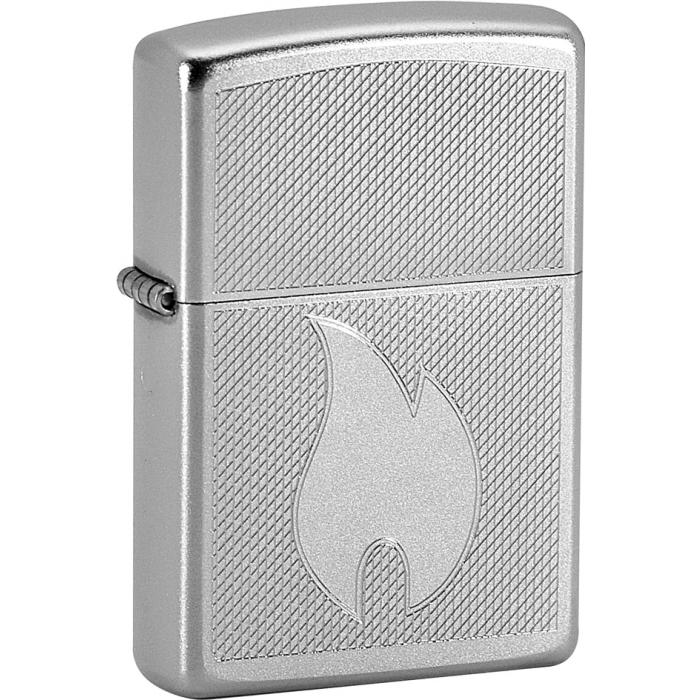 20380 Zippo Flame Design
