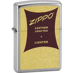 20381 Zippo Leather 1950
