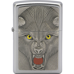 20387 Wolf Eyes Emblem