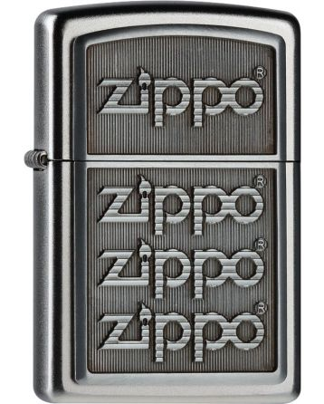 20394 Zippo Logos 3D