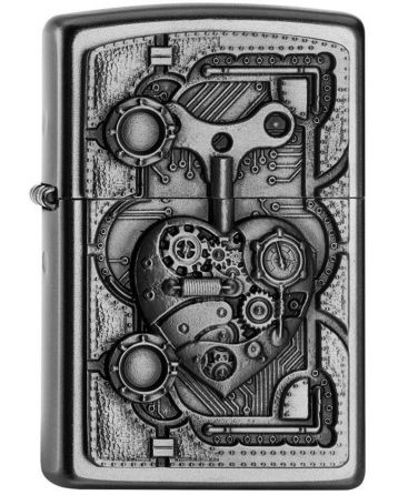 20407 Steampunk Heart