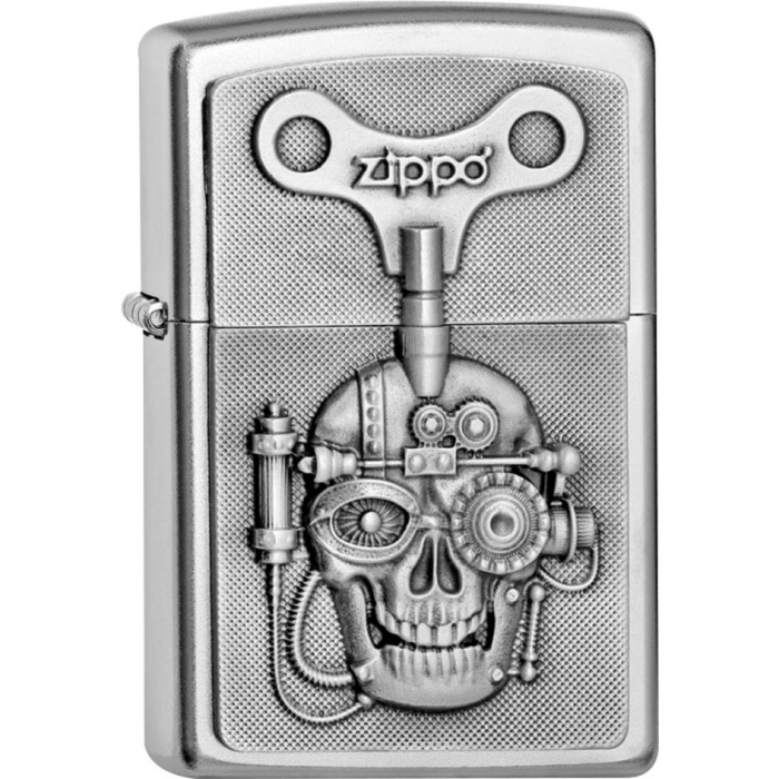 20416 Mechanical Skull