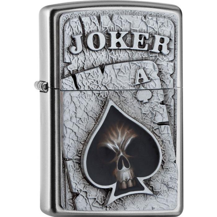 20419 Joker Skull Ace