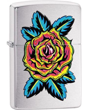 21014 Flower Tattoo
