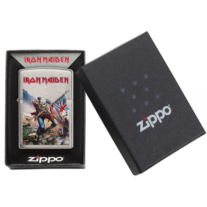 21021 Iron Maiden