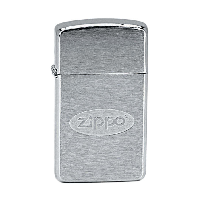 21248 Zippo Oval Logo