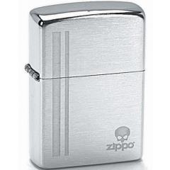 21293 Zippo Skull Bar