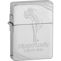 21529 Zippo Lady Circa 1935