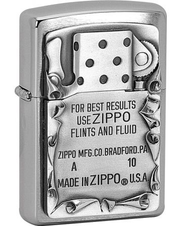21561 Use Zippo Emblem