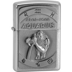 21604 Aquarius Emblem
