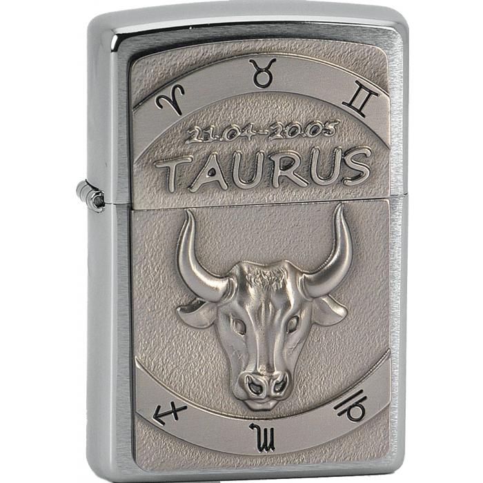 21607 Taurus Emblem