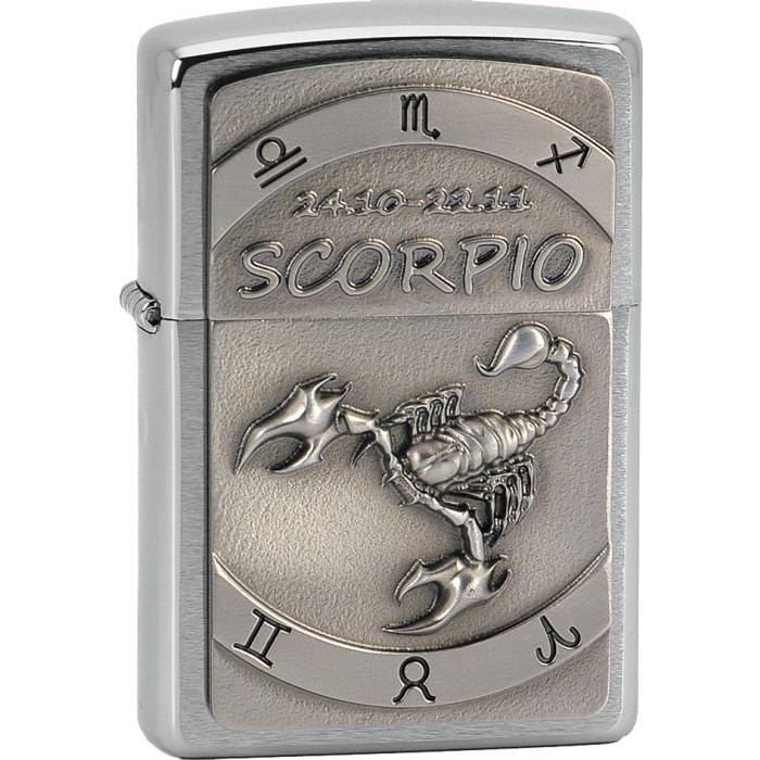 21613 Scorpio Emblem
