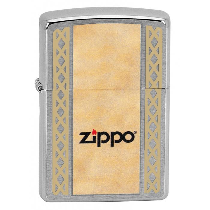 21649 Zippo with Border