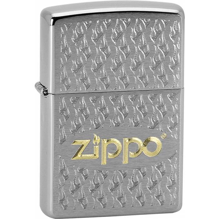 21739 Zippo Flames