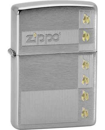 21741 Zippo and Flames