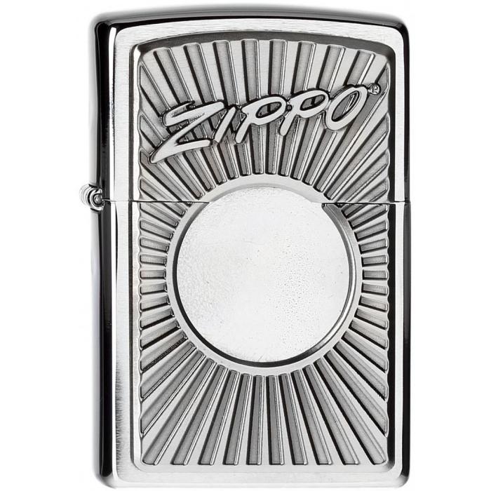 21777 Zippo Chip Emblem