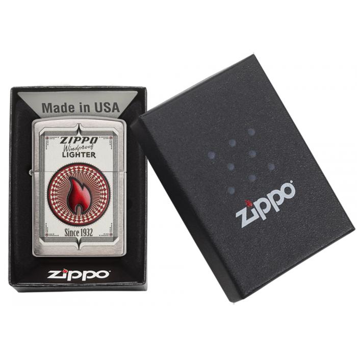21816 Zippo Trading Cards