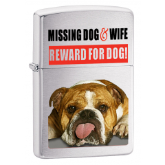 21828 Missing Dog and Wife