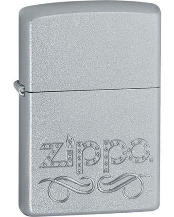 20222 Zippo Scroll