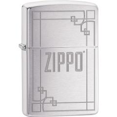 21866 Zippo Logo