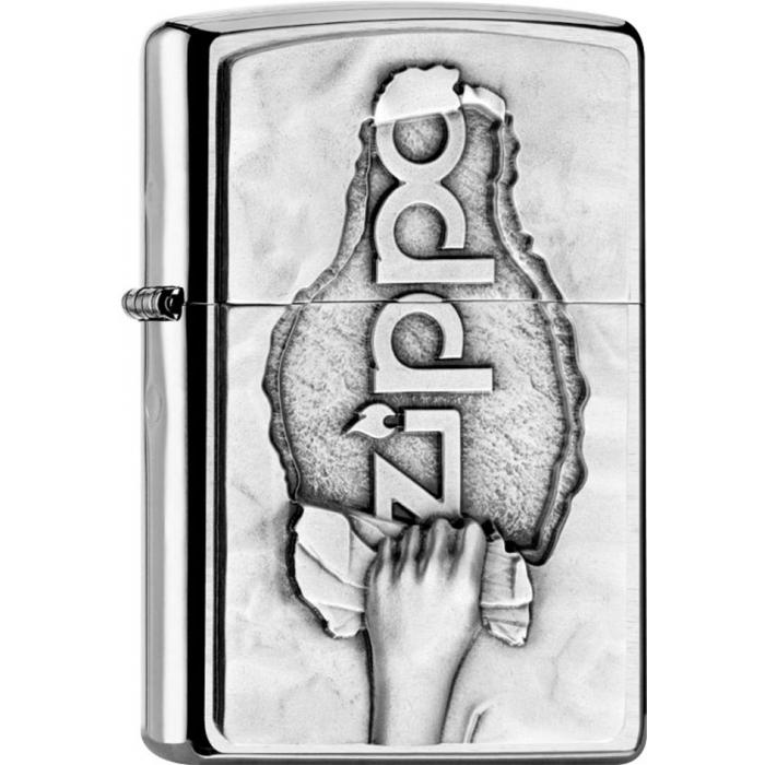 21877 Torn Paper Emblem