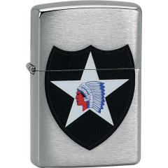 21890 2nd Infantry Division