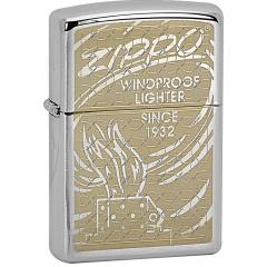 22741 Zippo Windproof Lighter