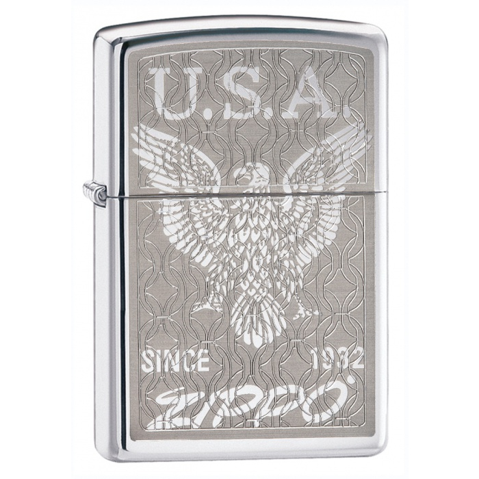 22800 Zippo USA Since 1932