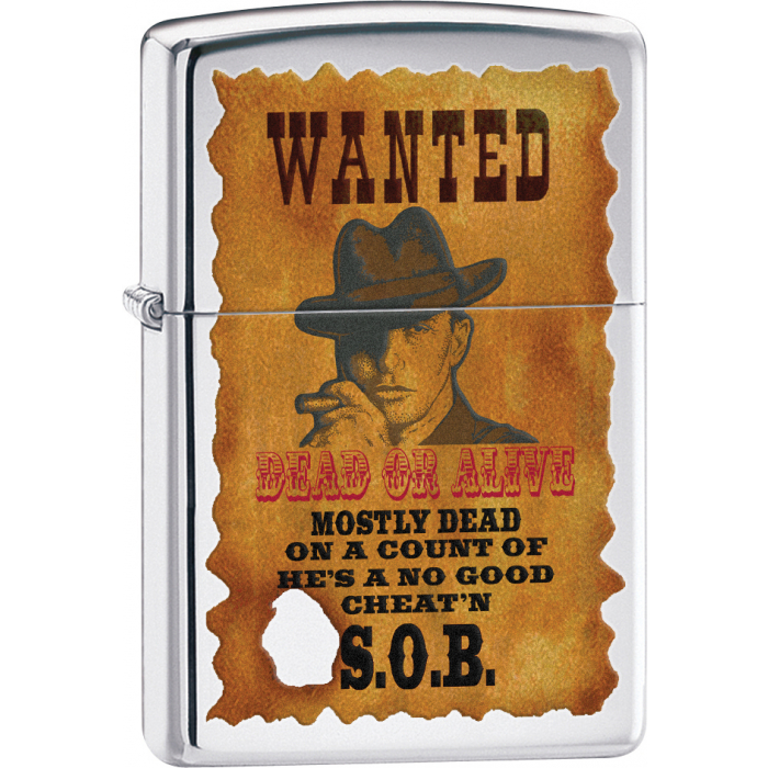 22862 Wanted Poster