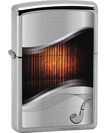 22876 Pipe Lighter Amber