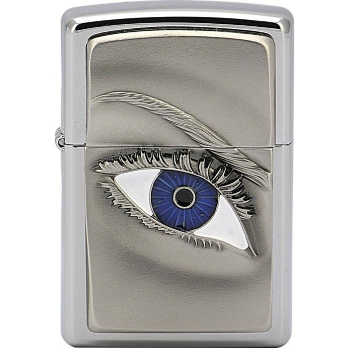 22896 Woman Eye Emblem