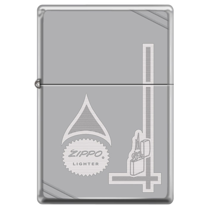 22968 Zippo Lighter Flame