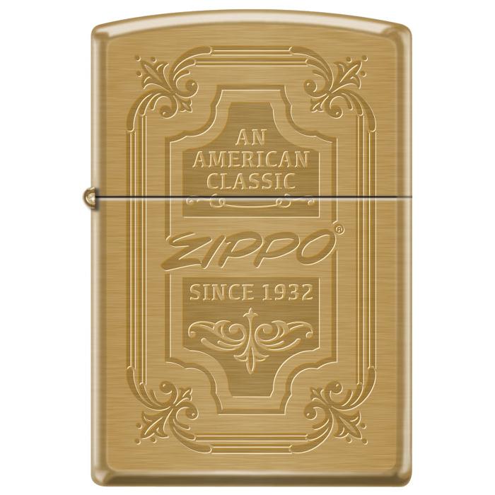 23072 Zippo American Classic