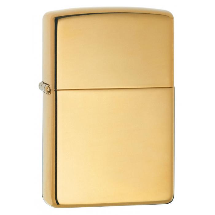 24002 High Polish Brass