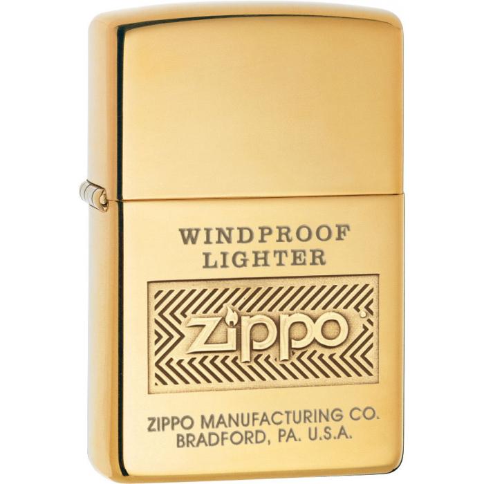24170 Zippo Windproof