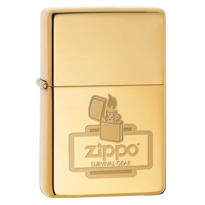 24184 Zippo Survival Gear