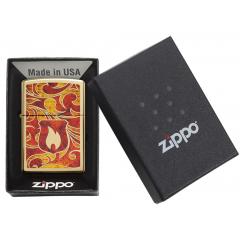 24186 Zippo Shield