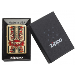 24194 Zippo Logo