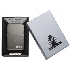 25230 Black Ice® 1941 Replica with Zippo logo
