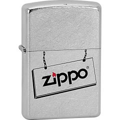 25273 Zippo Sign