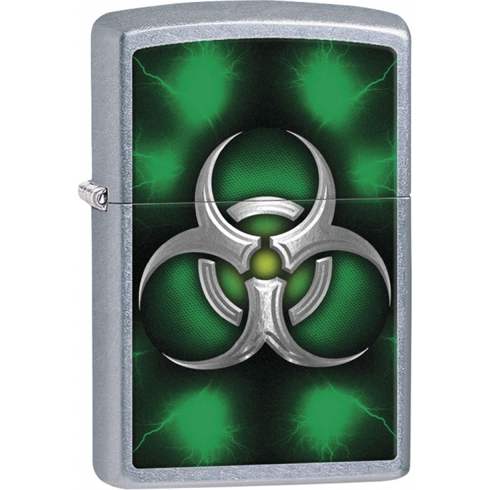 25453 Biohazard Green