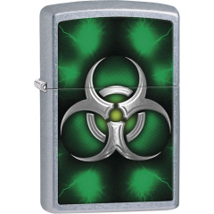 25453 Biohazard Green