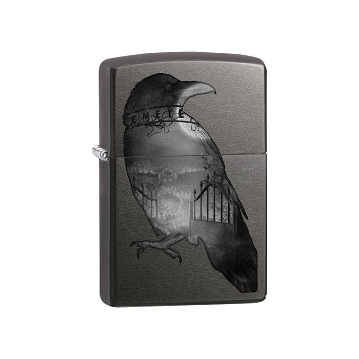26016 Double Exposed Raven