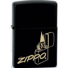 26363 Zippo on Fire